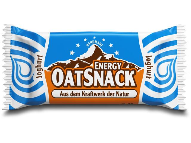 Energy OatSnack Barre de céréales - Nutrition sport - yaourt 65 g
